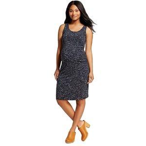 Liz Lange Maternity Black Sleeveless Dress